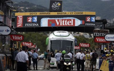Bus Gate + Crashes – Tour de France