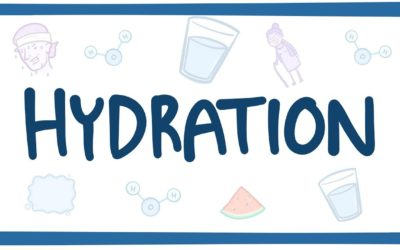 Hydration – Water – Nature's Health Drink