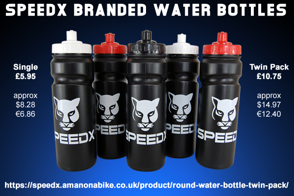 Water Bottle Advert