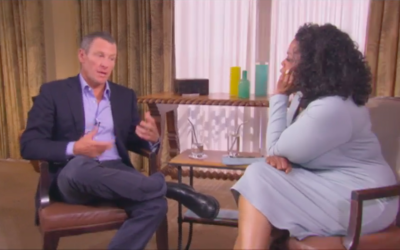 Lance Armstrong – 5 years on