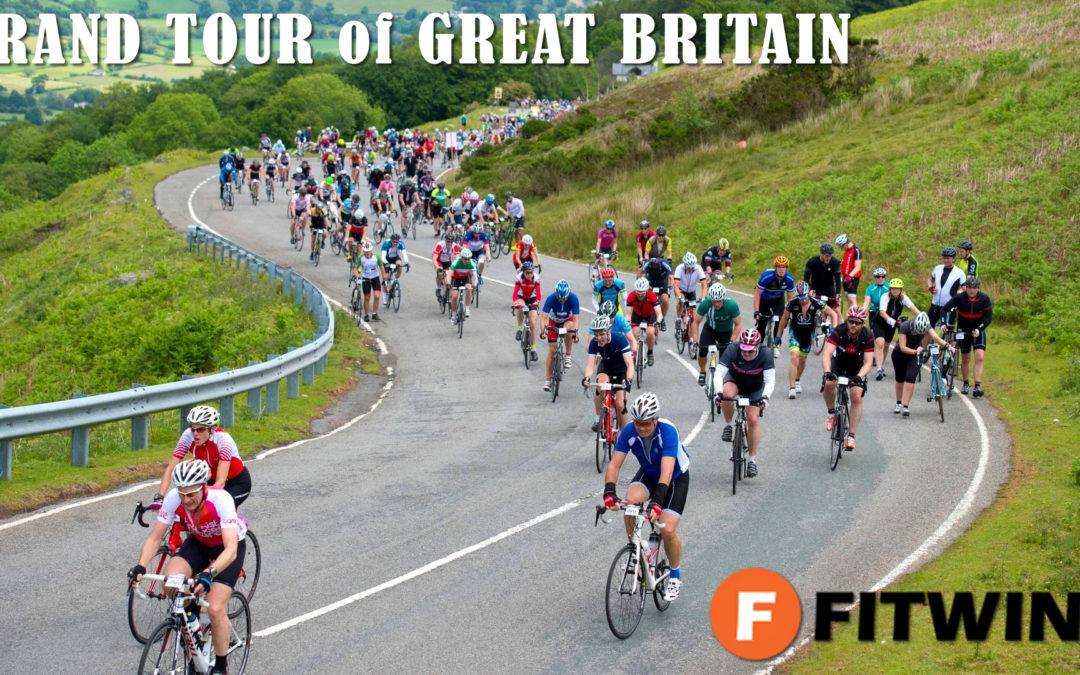 The Grand Tour of Great Britain